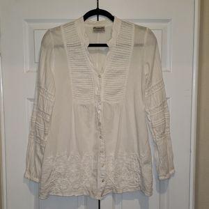 100% cotton tunic/ blouse